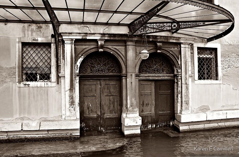 di porta in porta by Karen E Camilleri