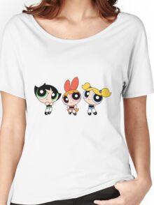 Powerpuff Girls Women's Relaxed Fit T-Shirt