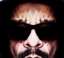 Ice-T Sticker