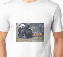 Steam Train Colorado Unisex T-Shirt
