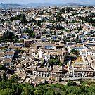 Palacio Granada by OilPrints