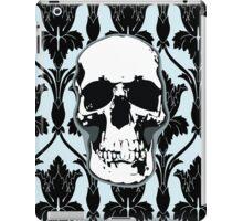221B Skull Print iPad Case/Skin