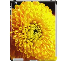 Yellow Mum iPad iPad Case/Skin