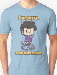 """""""You Did Scare the Hell Outta Some Pigeons Though"""" T-Shirt"""