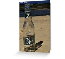 Commercial Litter Greeting Card