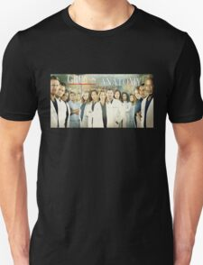 Grey's Anatomy-Cast T-Shirt