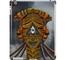Templum Luminarium 001 iPad Case/Skin