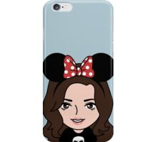 Let's Mouse About! iPhone Case/Skin