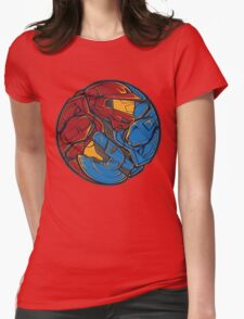 The Tao of RvB Womens Fitted T-Shirt