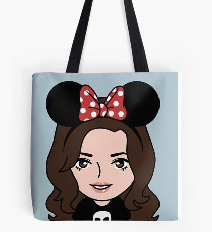 Let's Mouse About! Tote Bag