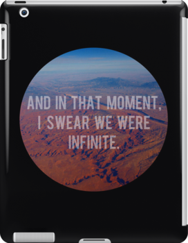 And In That Moment, I Swear We Were Infinite by Josrick