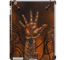 The Seer 001 iPad Case/Skin