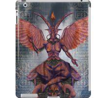 the Baphomet 001 iPad Case/Skin