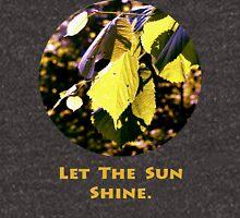Let The Sun Shine Zipped Hoodie
