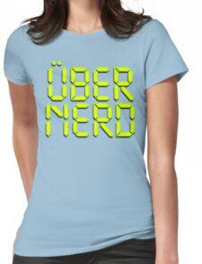 Uber Nerd (Über Nerd) Womens Fitted T-Shirt