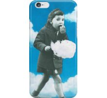 Cloud munching  iPhone Case/Skin