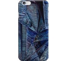 abstract copper II iPhone Case/Skin