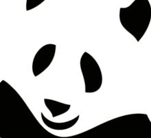 rainbow panda Sticker