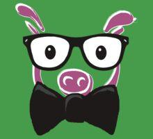 GEEK Pig Baby Tee