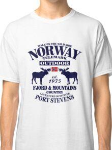 Norwegian moose Classic T-Shirt
