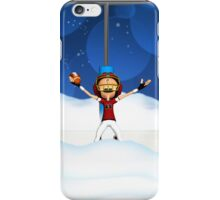 touchdown winter iPhone case iPhone Case/Skin