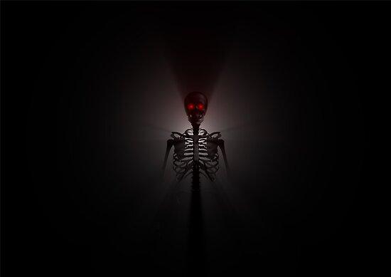 Skeleton by Jamie Harrington