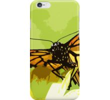 Wild nature - buttefly #3 iPhone Case/Skin