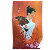 Sakura Geisha Poster
