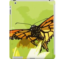 Wild nature - buttefly #3 iPad Case/Skin