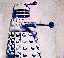 Exterminate! Dalek iPad Cover. by eyeshoot
