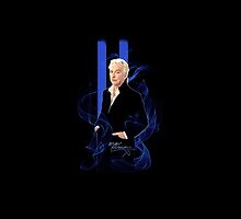 "Alan Rickman ""Blue Note"" by scatharis"