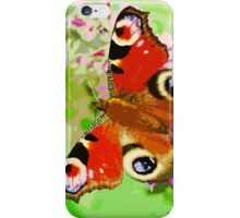 Wild nature - butterfly #2 iPhone Case/Skin