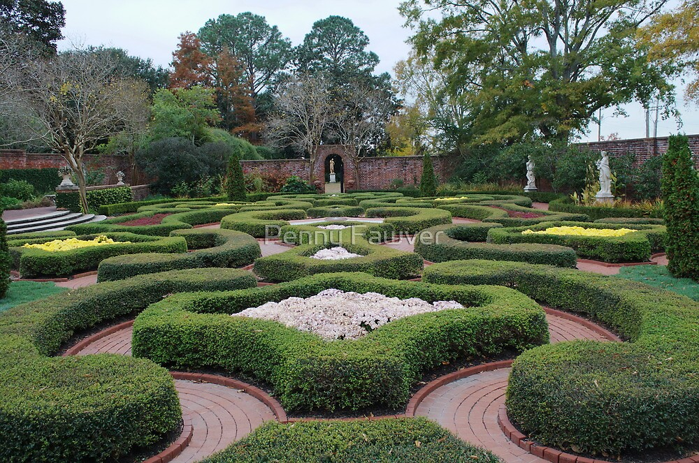 Beautiful gardens by Penny Rinker
