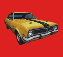 Australian Muscle Car - HT Monaro One Piece - Short Sleeve