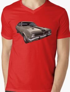 Australian Muscle Car - HT Monaro Mens V-Neck T-Shirt