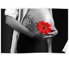 Mom To Be Poster