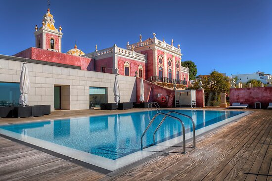 The Palace Swimming Pool by manateevoyager