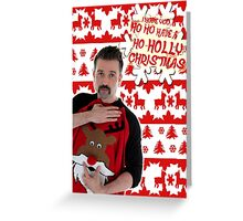 Brendan [Ho-Ho-Holly Christmas] Greeting Card