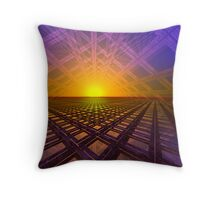 Stargate Throw Pillow