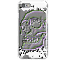 Skull case WEIRD 1 iPhone Case/Skin