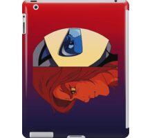 Goldrake Actarus iPad Case/Skin