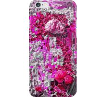 mosaic pink iPhone Case/Skin