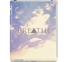 Breathe iPad Case/Skin