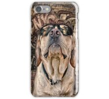 yeah man . . . this is really phat! iPhone Case/Skin