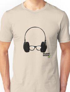 MUSIC GEEK Unisex T-Shirt