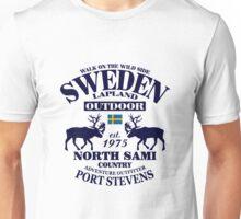Swedish reindeer Unisex T-Shirt