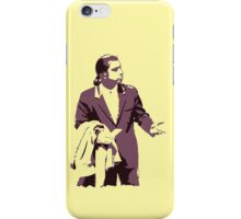 Vincent Vega 0hmm big iPhone Case/Skin