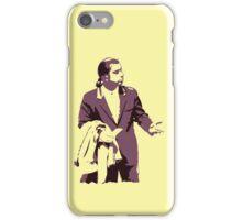Vincent Vega 0hmm big iPhone Case/Skin