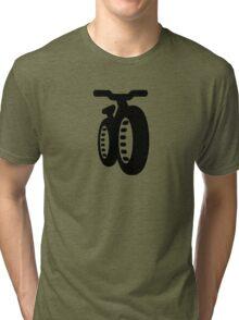 Fatbike Tri-blend T-Shirt