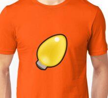 Christmas light - yellow Unisex T-Shirt